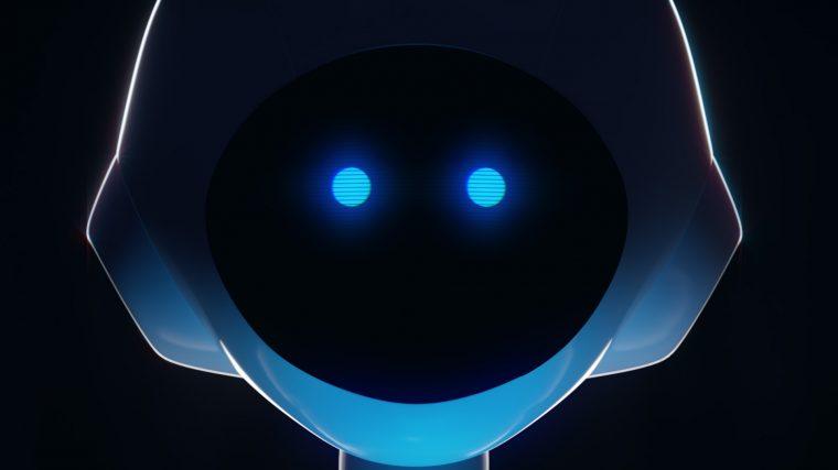 Animation faciale du personnage en 3D