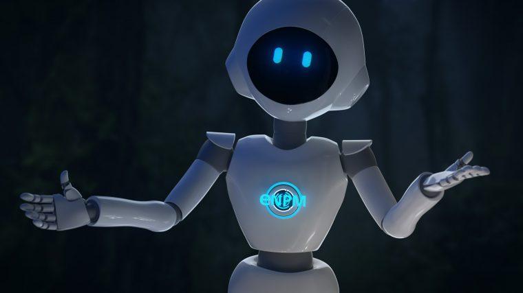 Animation du personnage en 3D